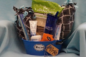 Dental Dog Basket 1